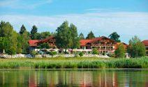Ein Wochenende zu zweit im Parkhotel am Soier See gewinnen