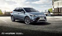 Einen neuen Hyundai i20 Active gewinnen