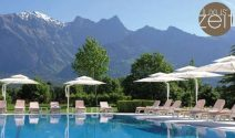 Luxus-Wochenende zu zweit im Grand Resort Bad Ragaz gewinnen