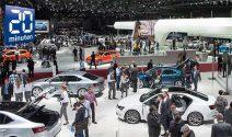 Tickets für die Fahrzeugmesse in Genf und einen Ford C-Max Energi im Wert von Chf 36'100.- gewinnen