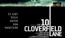 1 x 2 Kinotickets für den Thriller «10 Cloverfield Lane» inkl. Fanpaket gewinnen