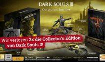 3 x Dark Souls 3Collector's Edition gewinnen