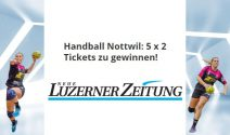 5 x 2 Handball Tickets gewinnen