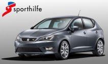 Ein SEAT Ibiza im Wert von CHF 25'000.- gewinnen