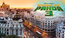 Familienferien in Spanien oder Kung Fu Panda Überraschungspaket