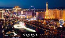 Las Vegas Reise im Wert von CHF 4'000.- inkl. Flug oder Reisekoffer gewinnen