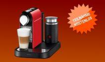 Nespresso Kaffemaschine im Wert von über CHF 249.- gewinnen