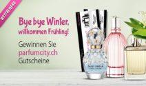 3 x 1 Parfumcity Gutschein im Wert von CHF 175.- gewinnen