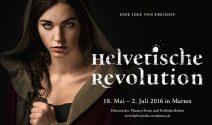 5 x 2 Helvetische Revolution Tickets im Wert von je CHF 115.- gewinnen