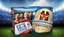 50 x 4 UEFA EURO Tickets oder eine Fussball Party gewinnen