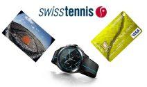 Eine exklusive Uhr, Rolland Garros Tickets, Paris Reise und viel mehr gewinnen