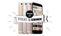 iPhone 6S in der Farbe nach Wahl gewinnen