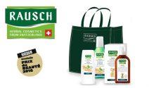 Rausch Produkte im Wert von CHF 476.- gewinnen