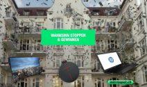 Samsung TV, HP Notebook und Mini-Speaker gewinnen