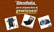 Gasgrill, DVD-Player und Wurfzelt gewinnen