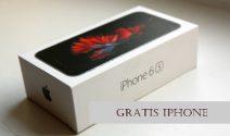 iPhone 6S im Wert von CHF 759.- gewinnen