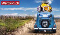 Koffer der Marke Dakine und 3 x Buch zum Thema Reisen gewinnen