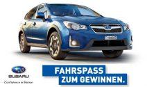 Subaru im Wert von CHF 33'000.- gewinnen