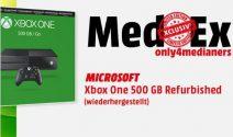 Xbox One Refurbished gewinnen