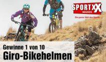 10 x 1 Giro Bikehelm gewinnen