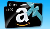 5 x Amazon Gutschein im Wert von je über CHF 200.- gewinnen