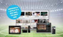 5 x Apple TV 4 Box inkl. Teleboy Jahresabo gewinnen