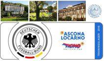 Ascona Ferien, Familienpaket, DFB Trikot sowie weitere attraktive Preise und Ferien gewinnen