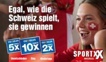 Cumulus Punkte von SportXX gewinnen