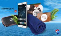 Huawei Smartphone, Reisegutschein, Strandtuch und mehr gewinnen