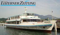 Kreuzfahrt für zwei Personen zum Luzerner Fest gewinnen