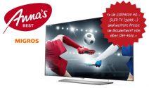 LG TV und weitere tolle Preise im Wert von CHF 4'000.- gewinnen