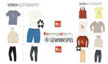 Outfit der Marke Gentic im Wert von CHF 525.- gewinnen