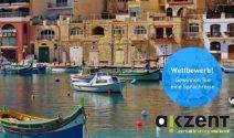 Sprachaufenthalt auf Malta im Wert von CHF 1'250.- gewinnen