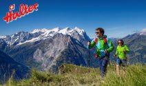 Wanderferien zu zweit und weitere attraktive Preise gewinnen