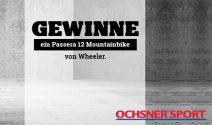 12 x Wheeler Bike im Wert von CHF 2'990.- gewinnen