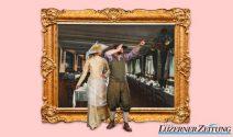 2 x 2 Theatertickets für das Stück «Hochzeitsreise mit Mark Twain» gewinnen
