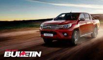 3 x 2 «Toyota Hilux Action Weekend» Tickets inkl. Übernachtung gewinnen