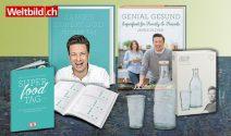 4 x Jamie Oliver Package gewinnen