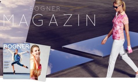 Bogner Magazin nach Wahl kostenlos bestellen