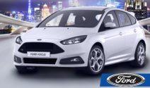 Den neuen Ford Focus gewinnen