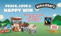 GoPro Hero oder 10 x Ben & Jerry's Fan-Paketen gewinnen