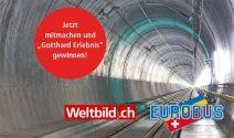Gotthard Erlebnis zu zweit gewinnen
