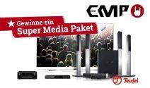 Heimkino Set im Wert von CHF 6'400.- gewinnen