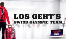 Meet & Greet mit Swiss Olympic Team gewinnen