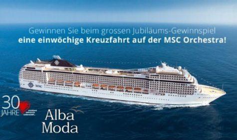 Mittelmeer Kreuzfahrt zu zweit gewinnen
