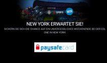 New York Weekend zu zweit inkl. ESL One Tickets gewinnen