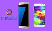 Samsung Galaxy S7 oder Samsung Galaxy S5 gewinnen