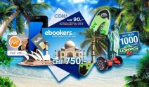 Samsung Galaxy S7, Reisegutscheine, Scooter und viel mehr gewinnen