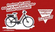 Stöckli E-Bike und Gutscheine gewinnen