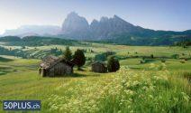 Südtirol Ferien zu zweit gewinnen